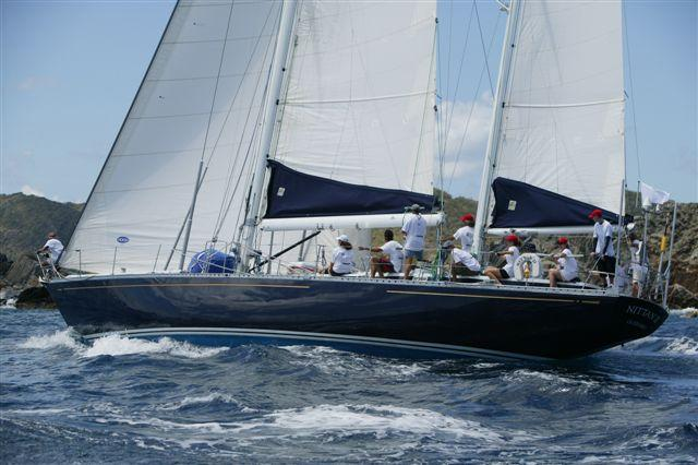 Sail yacht MARGAUX -  Sailing 2