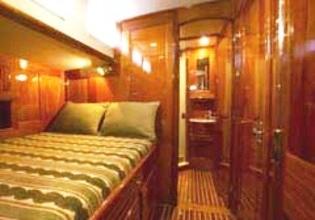 Sail yacht SEA DIAMOND - Double Cabin