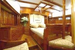 Sail yacht SEA DIAMOND - Master Cabin
