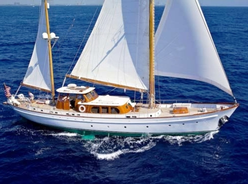 Sail yacht SEA DIAMOND - Sailing