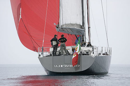 Sail yacht WIZARD -  Sailing