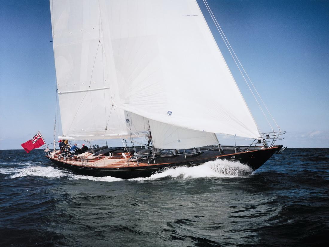Sail yacht COPIHUE -  Sailing