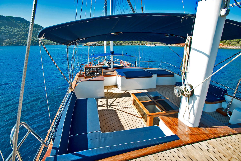 Sailing Gulet MASKE 2 - Upper deck 2