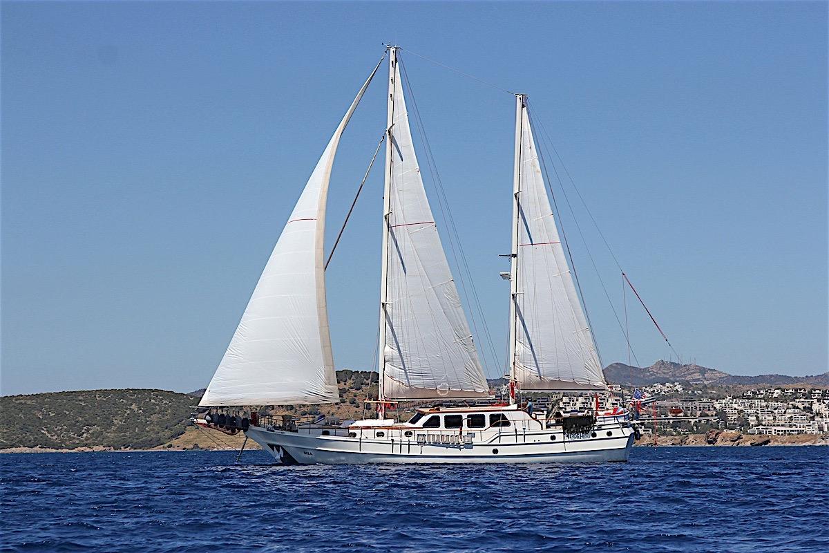 Sailing Gulet MIA - 003
