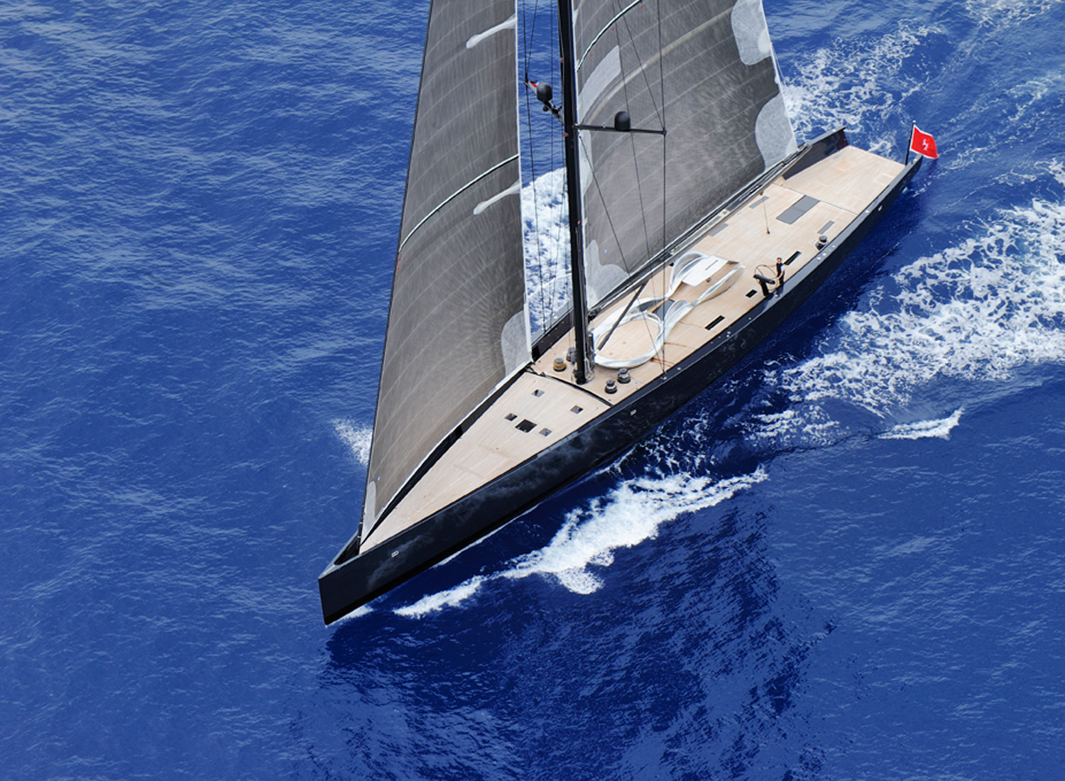 Sailing Yacht BLACK SAIL (EX ANGEL'S SHARE)