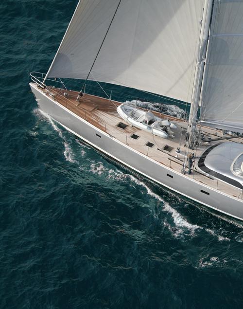 Sailing Yacht ATTIMO - Sailing