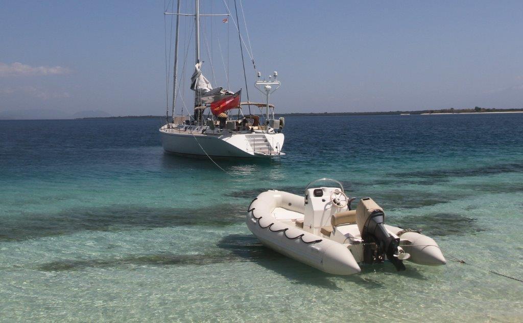 Sailing Yacht Aspiration