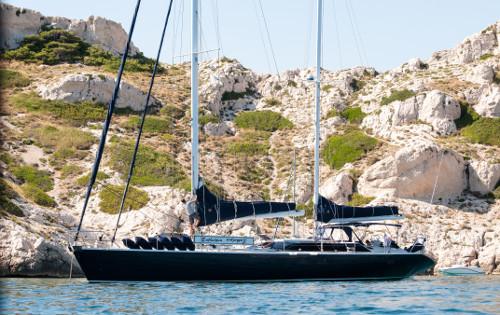Sailing Yacht ENTHALPIA - 003