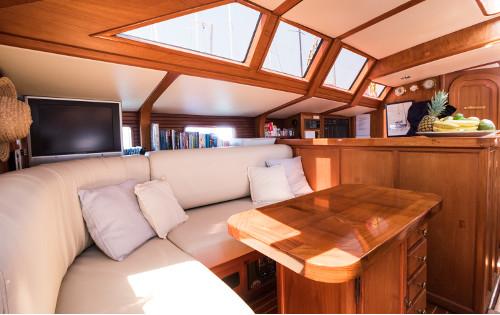 Sailing Yacht ENTHALPIA - 010