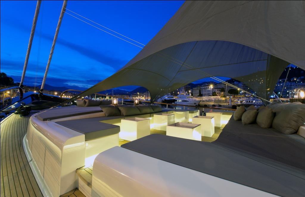Sailing Yacht Infinity -  Exterior