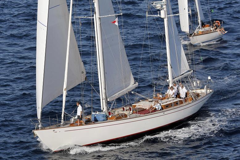 Sailing Yacht KIM - Sailing
