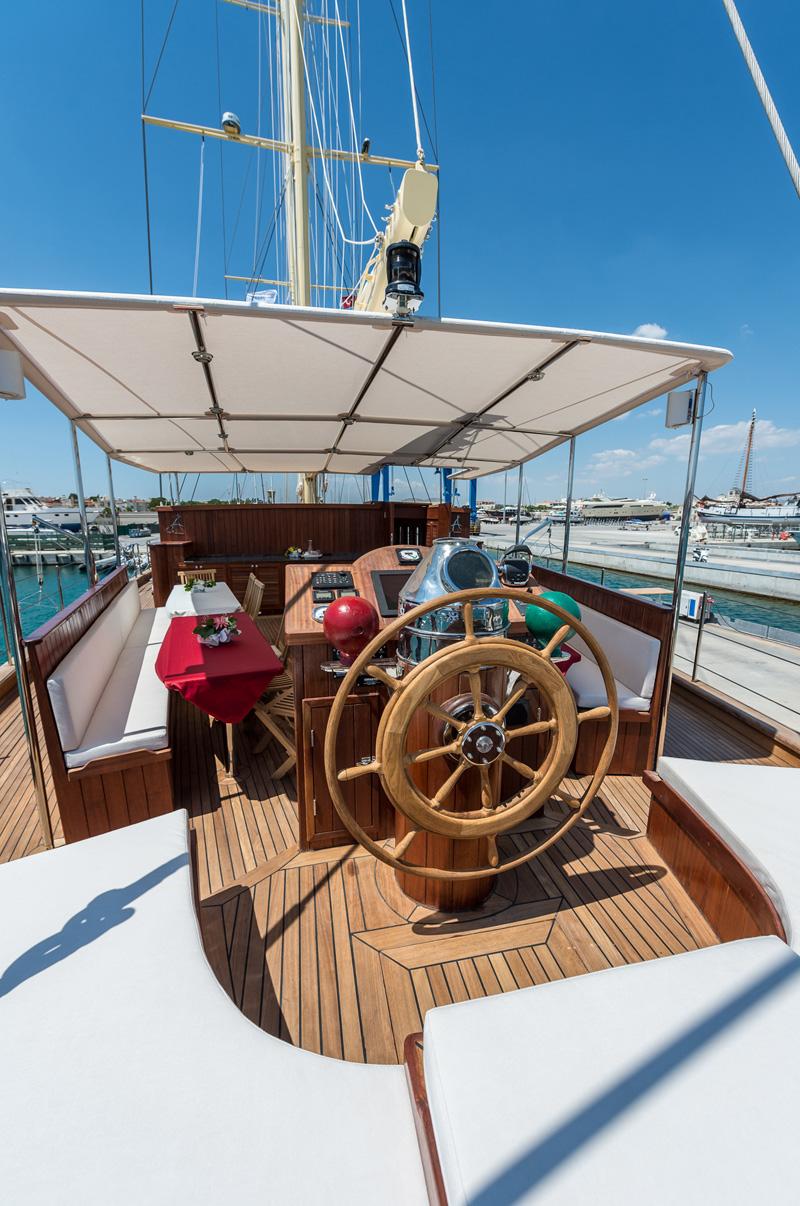 Sailing Yacht RHEA - 007