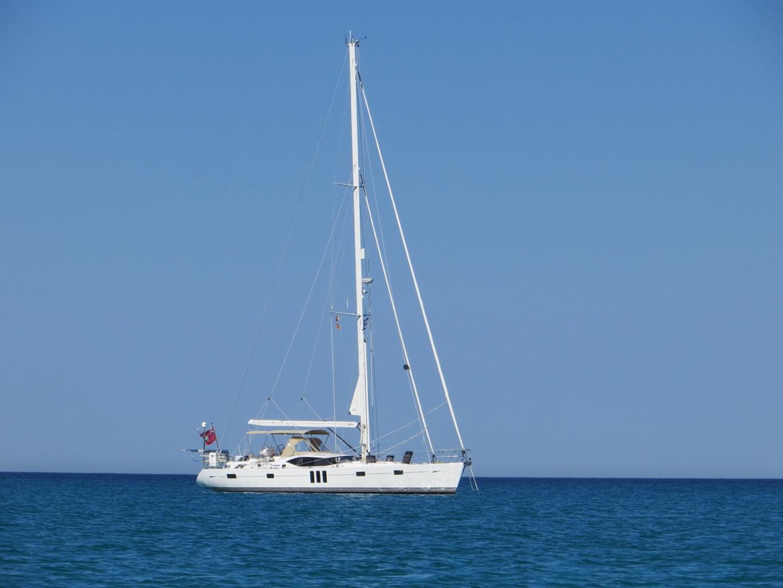 spirit yacht charter details  oyster marine