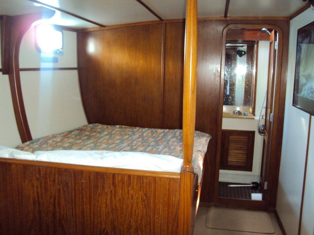 Sailing Yacht TAU -  Master Cabin