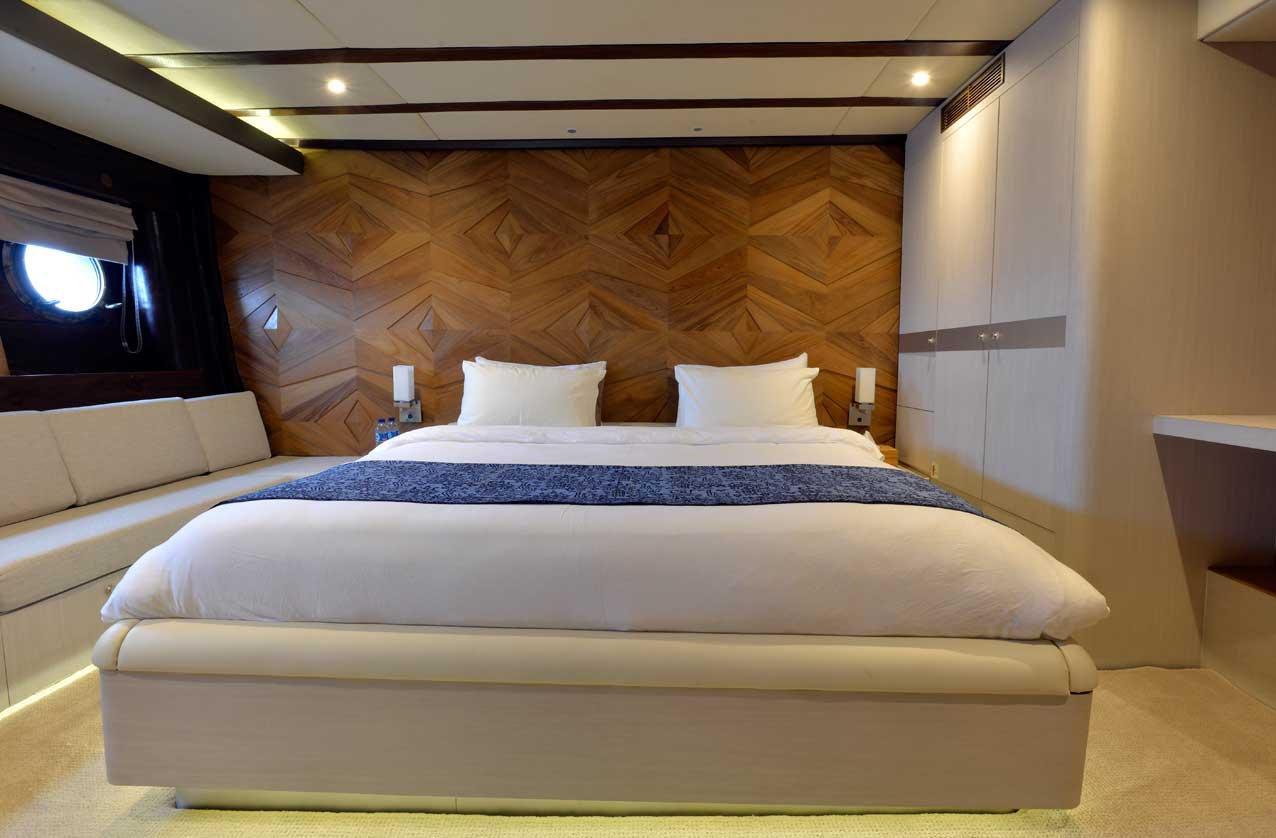 Sailing ketch LAMIMA - Guest double 2