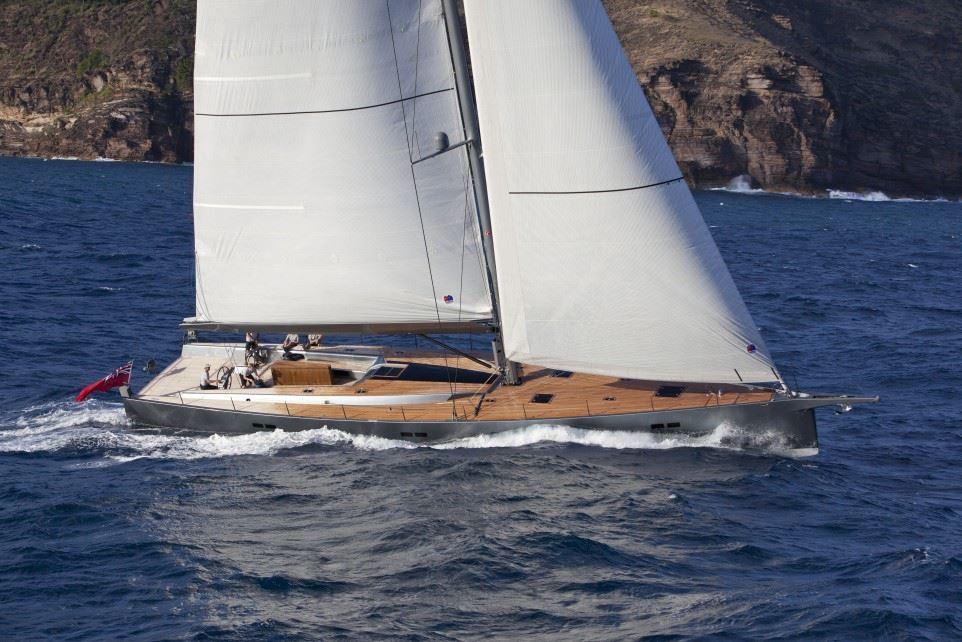 Sailing yacht AEGIR - Main
