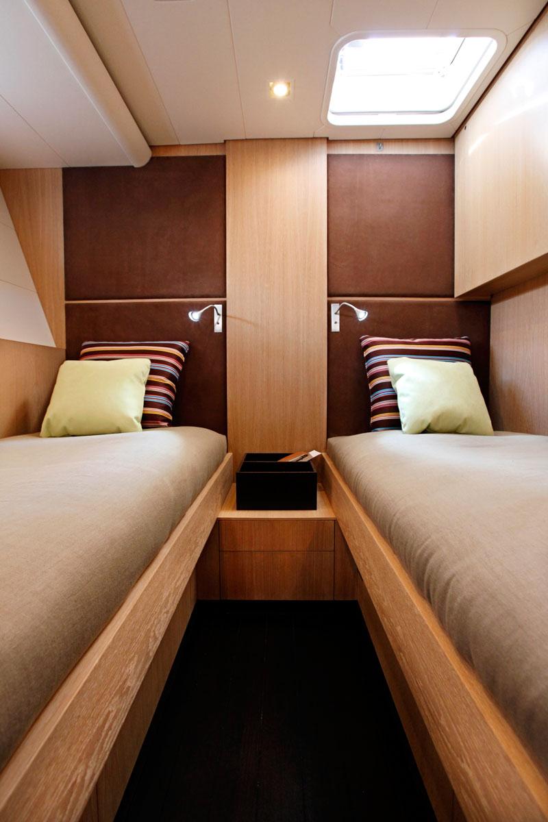 Sailing yacht ALIX - Starboard Cabin