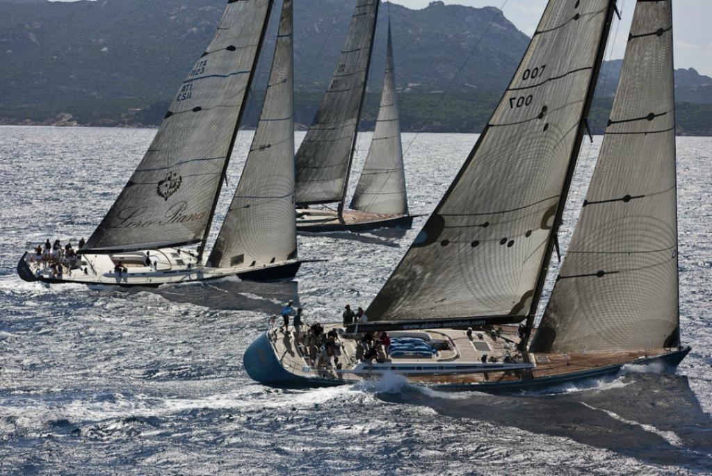 Sailing yacht ALPINA -   Loro Piana