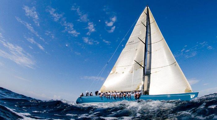Sailing yacht ALPINA -   Sailing 2