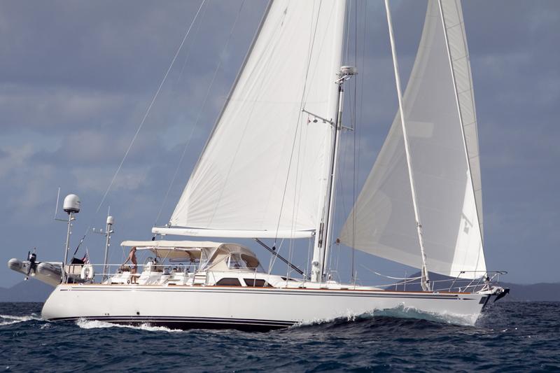 Sailing yacht Archangel -  Sailing