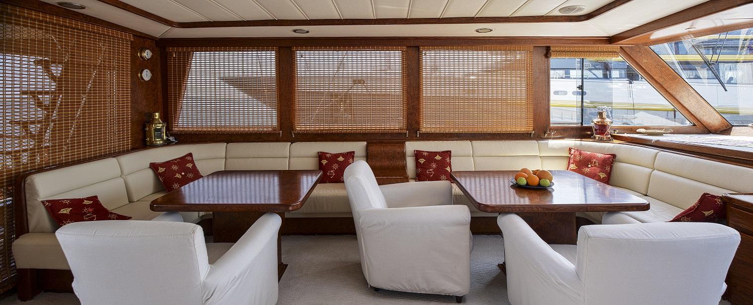Sailing yacht EUPHORIA - 013