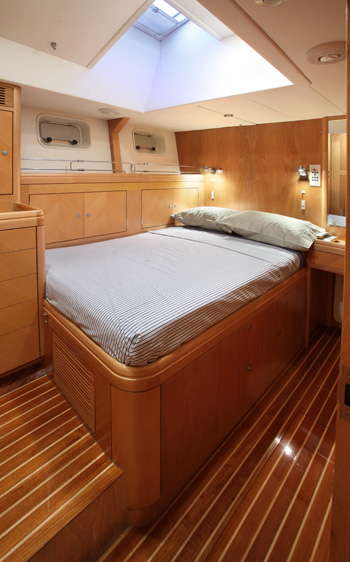 Sailing yacht KE-AMA II -  Double Cabin