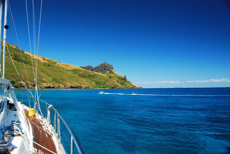 Sailing yacht KE-AMA II -  On Charter