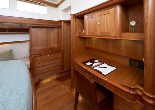 Sailing yacht KEALOHA -  Office Space