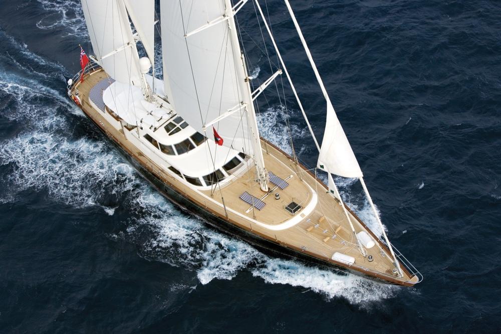 Sailing yacht KHALEESI - 006