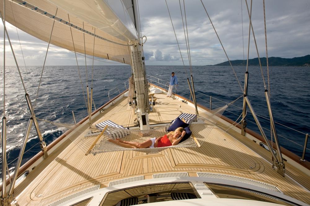 Sailing yacht KHALEESI - 011