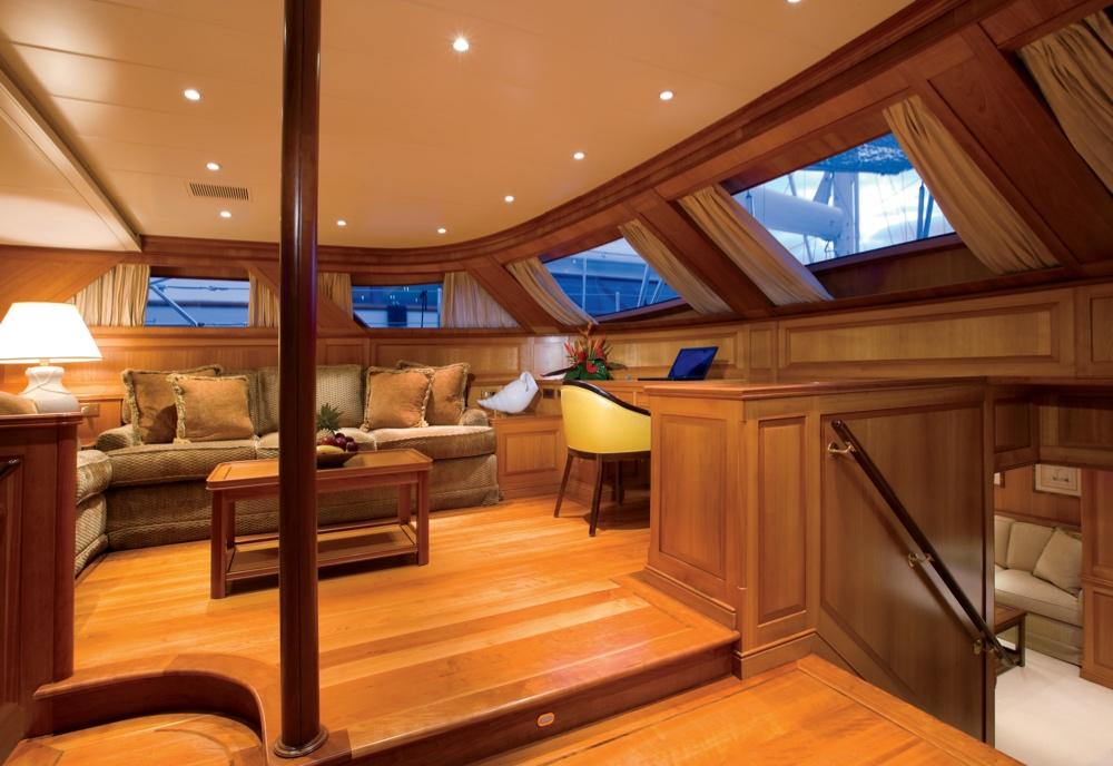 Sailing yacht KHALEESI - 013