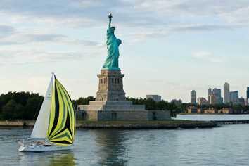 Sailing yacht NEKI -  In New York