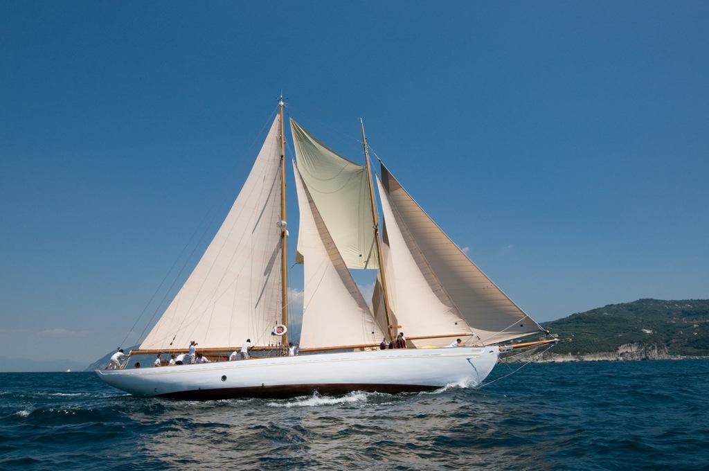 Sailing yacht Oriander -  Cruising 2