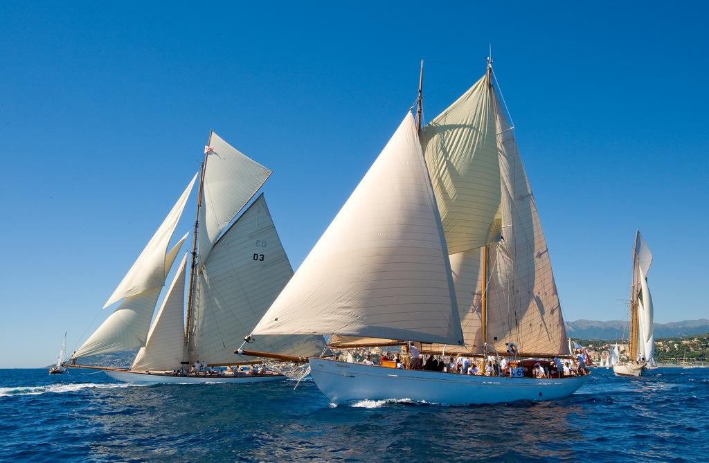 Sailing yacht Oriander -  Sailing