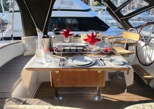 Sailing yacht POINT 02 -  Cockpit 2