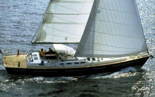 Sailing yacht POINT 02 -  Profile