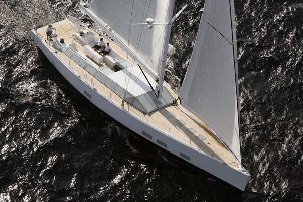 Sailing yacht POLYTROPON II -  Main