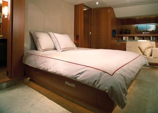 Sailing yacht Silvertip - Cabin