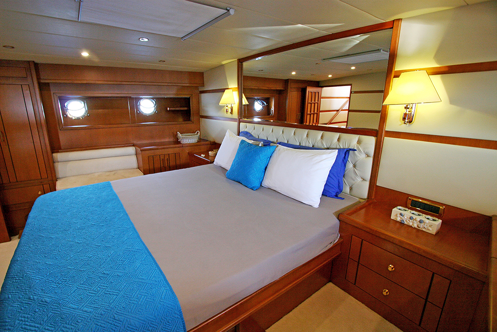 Sailing yacht TANGO CHARLIE - Guest Cabin