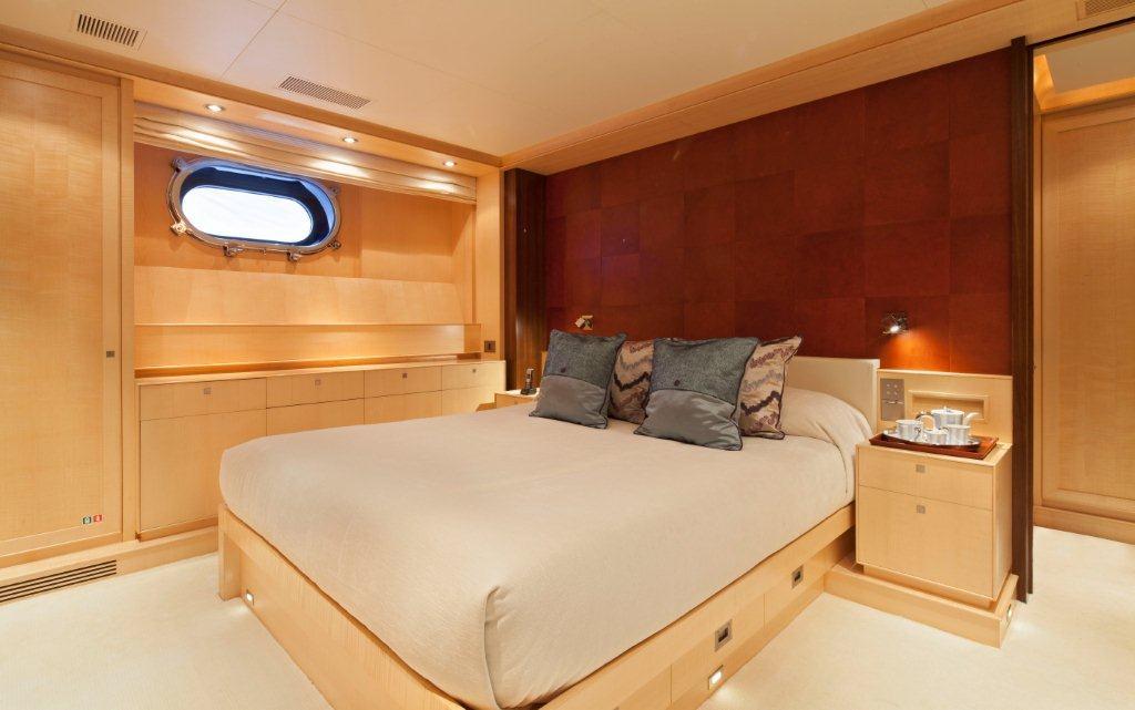 Sailing yacht VICTORIA -  VIP Cabin