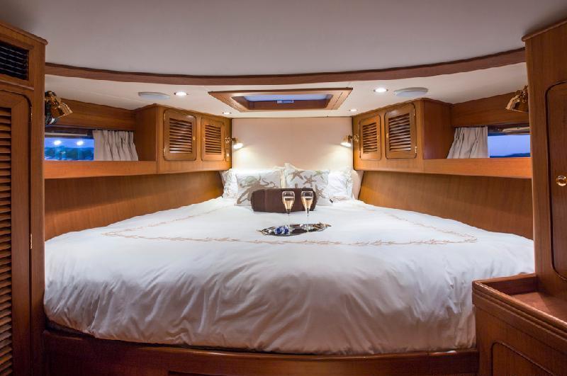 Sailing yacht VOO DOO -  VIP Cabin Forward