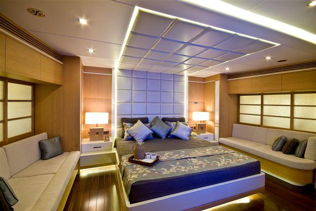 Sailing yacht ZELDA - Owners suite
