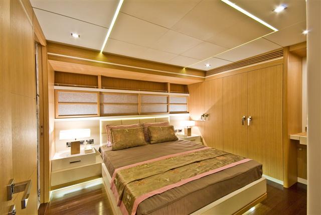 Sailing yacht ZELDA - VIP Cabin
