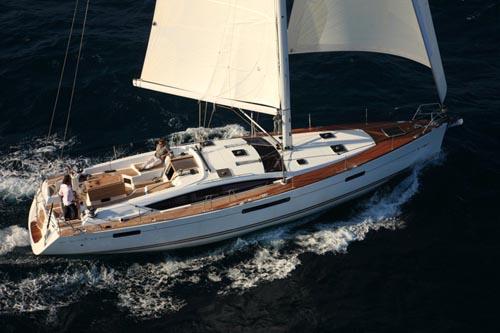 Sailing yacht ZUMA - Main