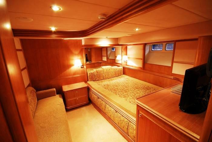 Saint Nicholas -  Guest cabin