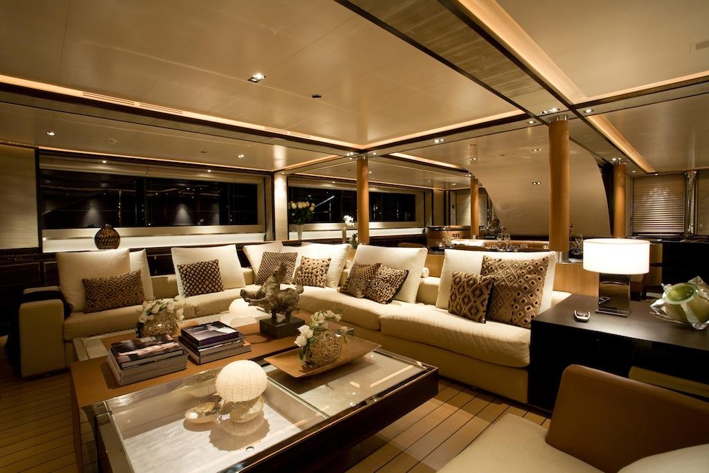 Perini Navi Yachts M Y 50m VOYAGER - Perini Navi  Antara