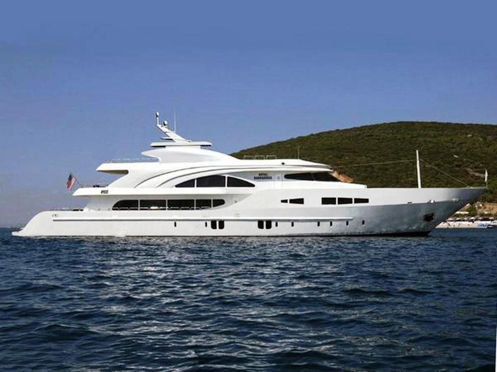 Yacht Santa Monica Miss Tor 170 Orucoglu Shipyard