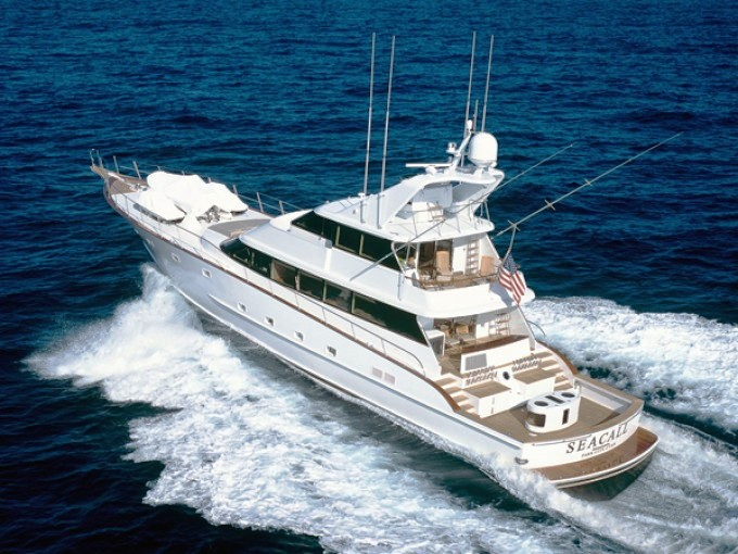 Yacht Seacall Custom Charterworld Luxury Superyacht