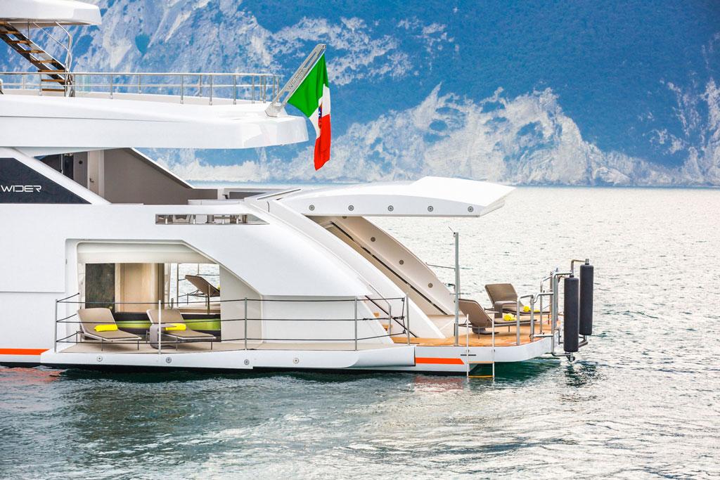 Yacht Genesi A Wider 150 Superyacht Charterworld Luxury