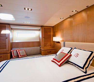 Solleone - master cabin